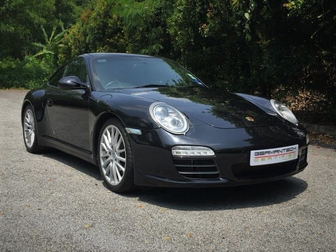 Porsche 997.2 C4S GermanTech Certified POC