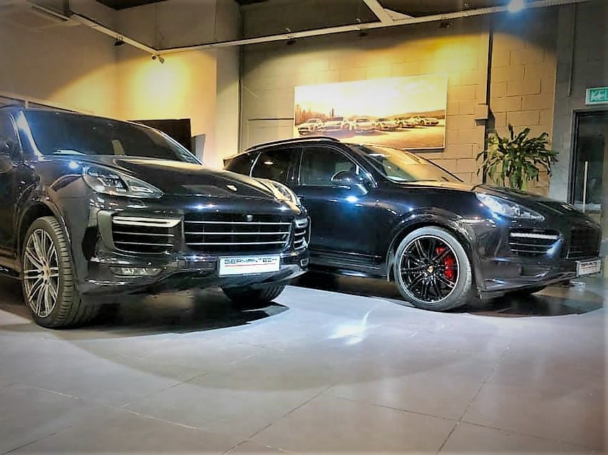Porsche Cayenne T and GTS GermanTech Certified POC